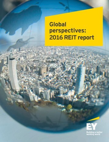 Global perspectives 2016 REIT report
