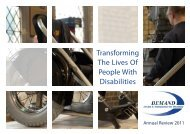 DEMAND Design & Manufacture for Disability 2011 Annual Review
