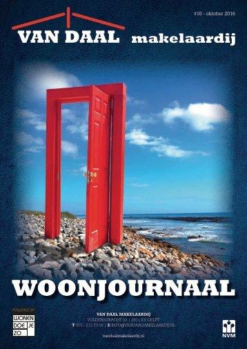 Van Daal Woonjournaal #10, oktober 2016