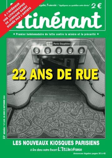 L'Itinérant n°1139