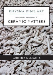 Ceramic Matters E-Catalogue