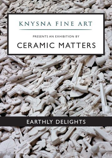 Ceramic Matters E-Catalogue