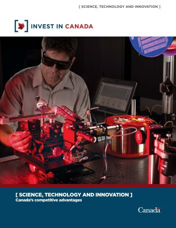 [ SCIENCE TECHNOLOGY AND INNOVATION ]