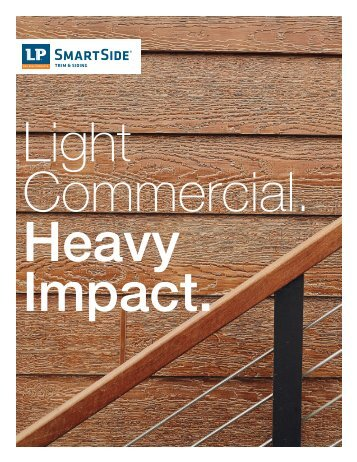 Commercial Heavy Impact