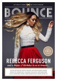 Bounce Magazine October 2016
