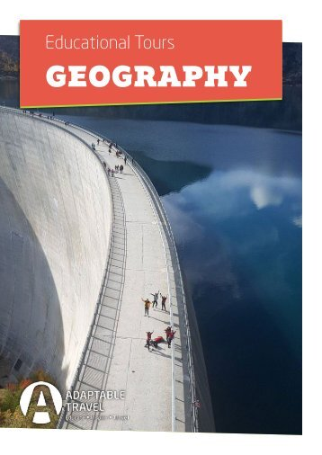 Our most popular Geography School Trips