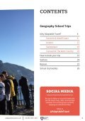 Our most popular Geography School Trips - Page 3