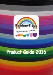 Rainbow Trug Product Guide 2016
