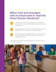 A Guide to Smart Snacks in School - Page 4