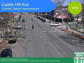 Castle Hill Ave