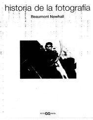 HF Newhall Beaumont - Historia de la fotografia