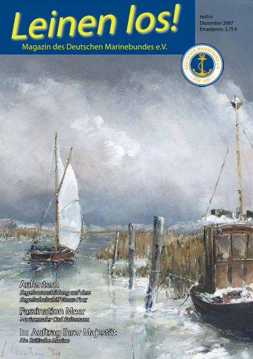 Der Marinemaler Carl Saltzmann – Von Eberhard Kliem - Deutscher ...