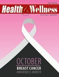 Health & Wellness - Oct 2016