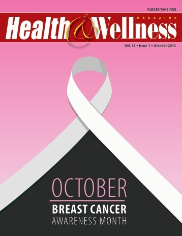 Health & Wellness - Oct 2016