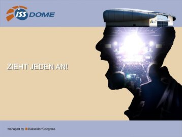 Innenraum - ISS Dome