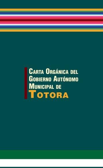 TOTORA