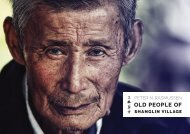 Old People Of Shanglin Village