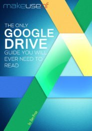 The Only Google Drive Guide You'll Ever Need to Read