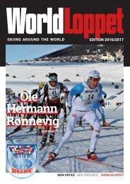 Worldloppet Magazine 2017