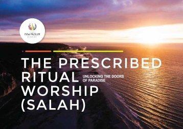 RITUAL WORSHIP (SALAH)