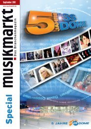 5 Jahres ISS DOME Special