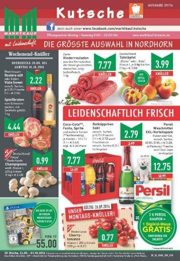 Marktkauf Kutsche KW39