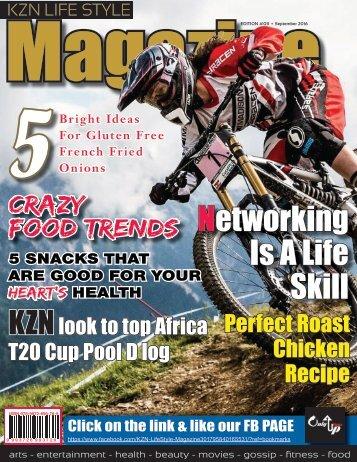 Kzn LifeStyle Magazine #11