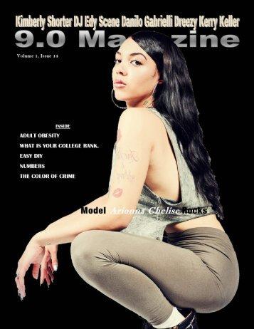 9.0 Magazine Volume 1, Issue 14