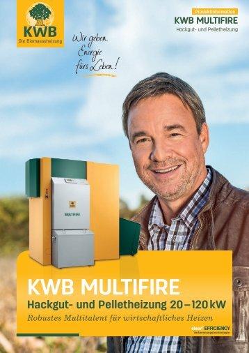 Produktinformation KWB Multifire
