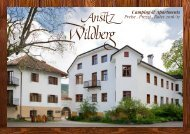 Anistz Wildberg - Camping & Apartments