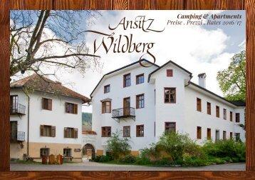 Anistz Wildberg - Camping & Apartments