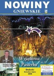 Kalendarz imprez 2008 - Biblioteka Gniew