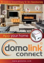 domolink connect