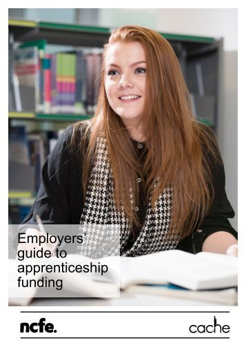 Employers' guide to apprenticeship funding