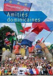 Amitiés dominicaines 72