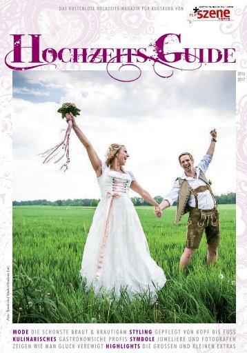 Hochzeit-Guide Augsburg 2016