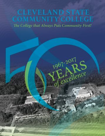 CSCC 50th Anniversary Magazine