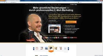 Mehr glückliche Beziehungen durch proffesionele E-Mail-Marketing