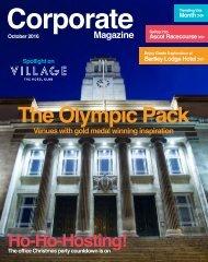 Corporate Magazine | October 2016