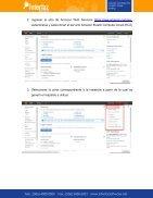 Manual para creación de instancias a partir de respaldos (2) - Page 4