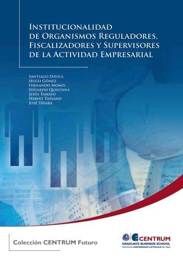 Institucionalidad de Organismos Reguladores, Fiscalizadores y Supervisores de la Actividad Empresarial - Coloquios