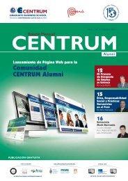 Boletín ALUMNI N° 5 - octubre  2015