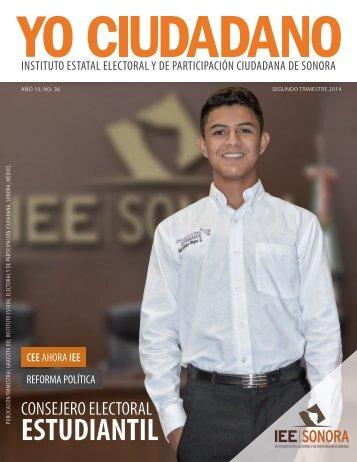 Revista Yo Ciudadano No. 36