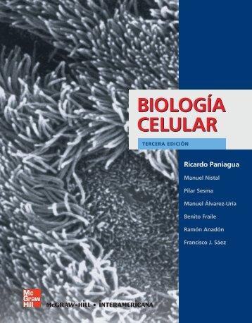 biologia celular Paniagua 3 ed