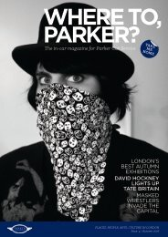 Parker Cars Magazine: Issue 4