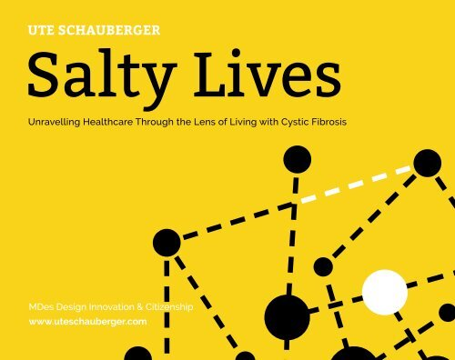 Salty Lives - Unravelling Healthcare Through the Lens of Cystic Fibrosis