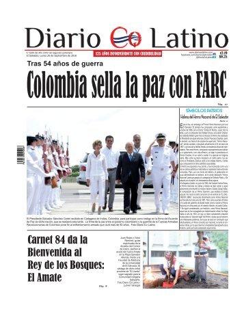 Edición 26 de Septiembre de 2016