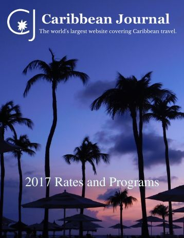 Caribbean Journal 2017 Media Information