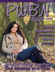 2016 PWBN Fall Issue Magazine