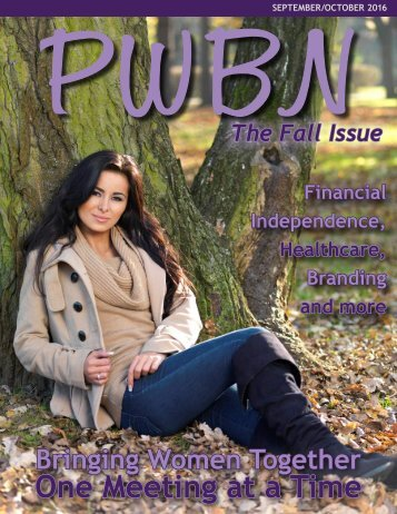 2016 PWBN Fall Issue Magazine